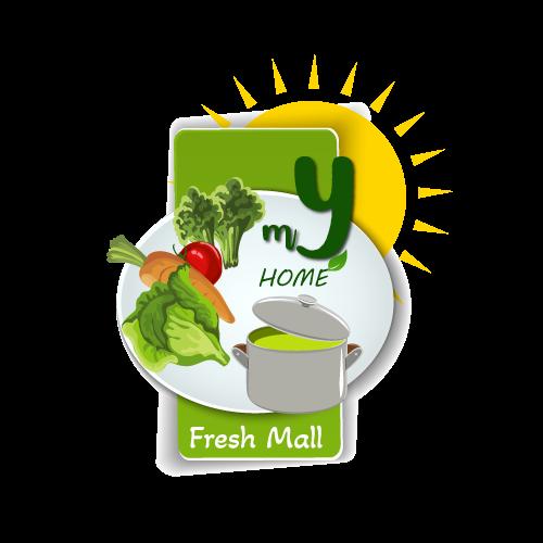 My Home Fresh Mall logo